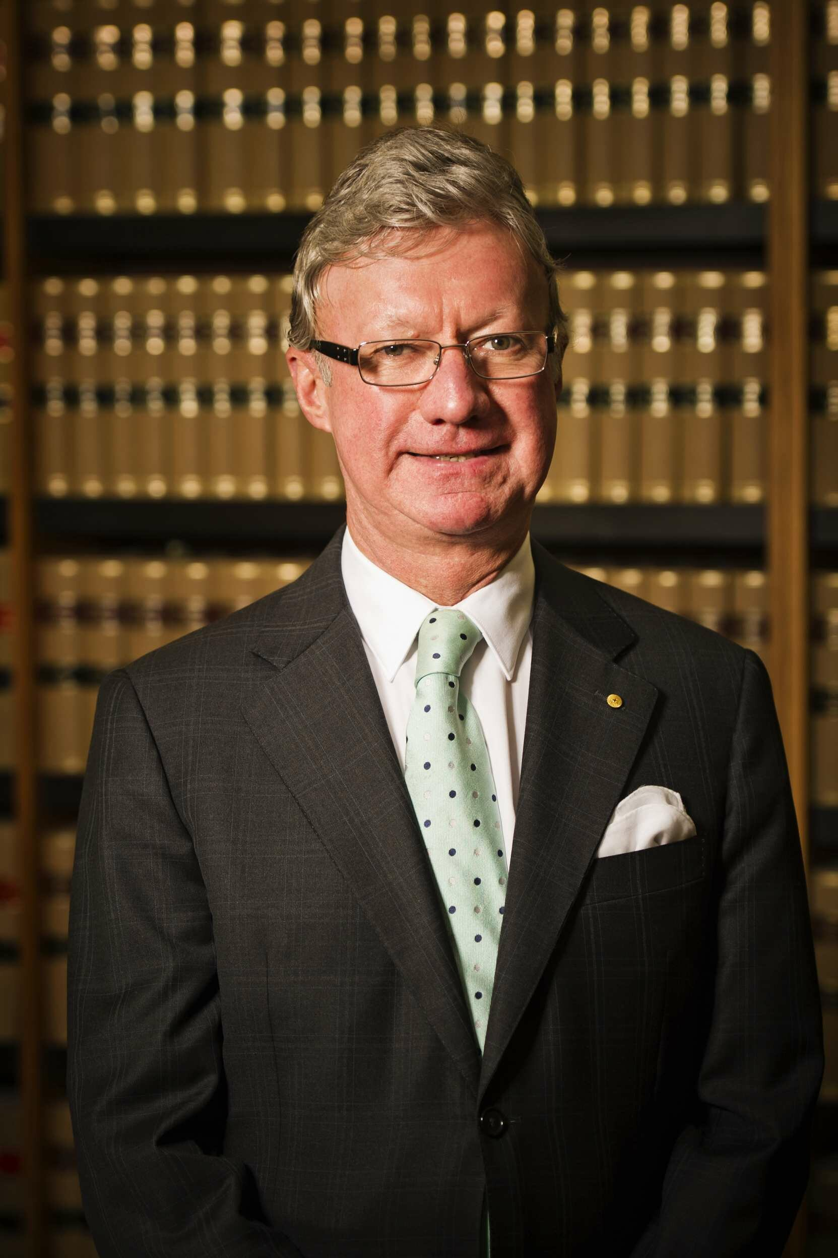 The Hon Paul de Jersey AC